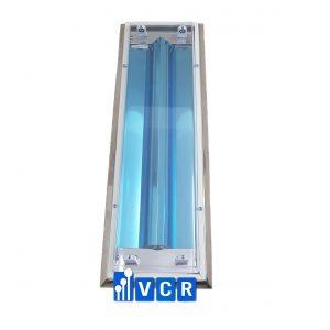 Máng đèn phòng sạch 600 mm - 2 bóng
