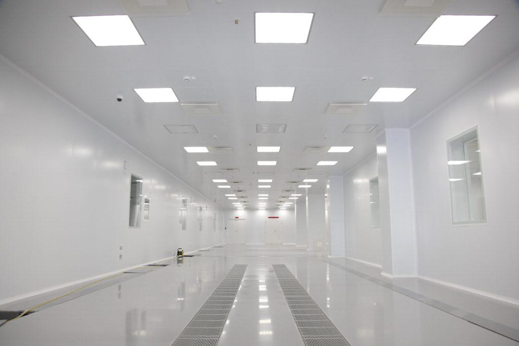 Đèn led panel phòng sạch