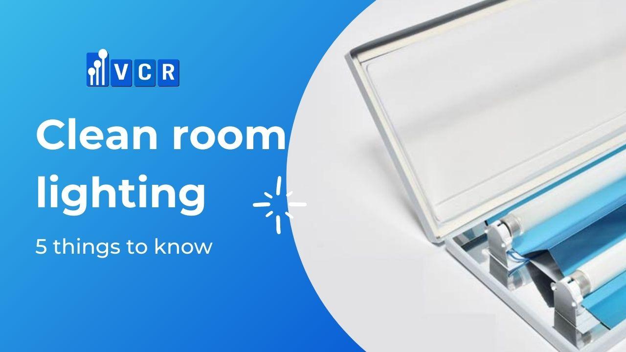 clean room lighting